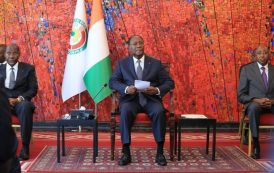 Constitution: Ouattara attend le document consultatif des experts
