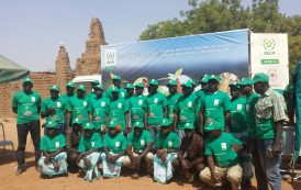 OCP Africa forme les agriculteurs burkinabè