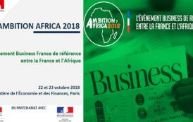 Business: le salon « Ambition Africa 2018 » en octobre prochain à Paris