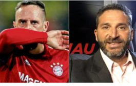 Allemagne: Ribéry gifle un consultant TV