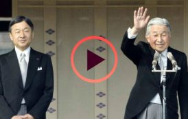 VIDEO – Japon: la cérémonie d'abdication de l'empereur Akihito