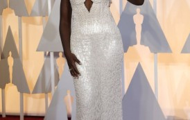 La robe de Lupita Nyong'o volée à Hollywood