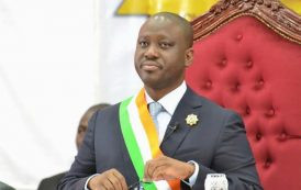 Le Burkina annule sa poursuite contre Guillaume Soro