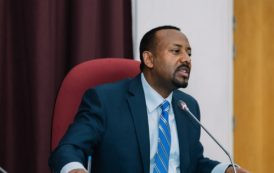 Ethiopie: le PM Abiy Ahmed désigné champion international de la paix