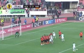 VIDEO – Coupe CAF: Top 5 des buts de la 3e journée
