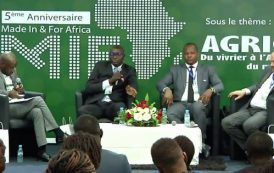 LIVE VIDEO – Le 5e forum « Made In & For Africa » à Casablanca