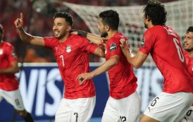 VIDEO – CAN 2019: l'Egypte bat le Zimbabwe (1-0)