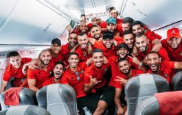 PHOTOS – CAN 2019: les Lions de l'Atlas sont en Egypte