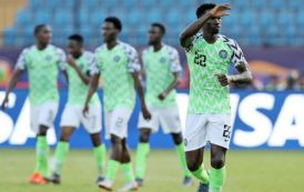 VIDEO – CAN 2019: Le Nigeria bat la Guinée et se qualifie au 2nd tour