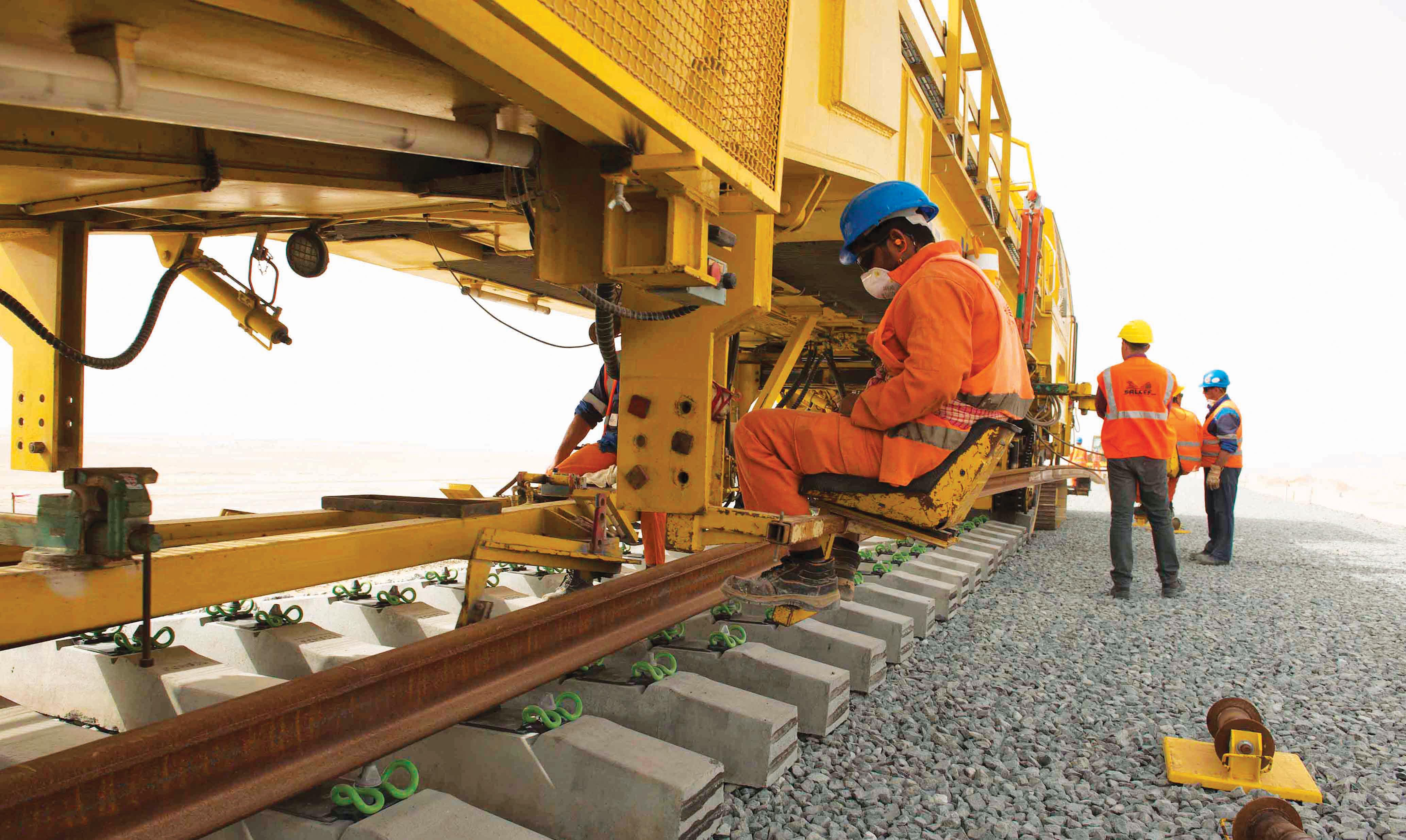 China Railway Construction s'installe à Brazzaville