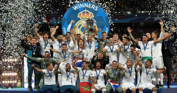 VIDEO. Ligue des Champions: la passe de trois pour le Real Madrid
