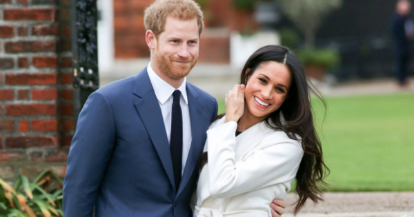 En direct le mariage du Prince Harry et Meghan Markle