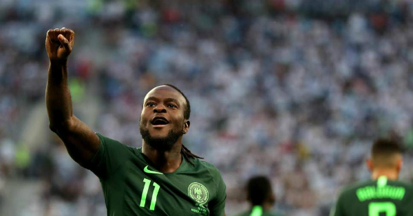 Nigeria: Victor Moses prend sa retraite internationale