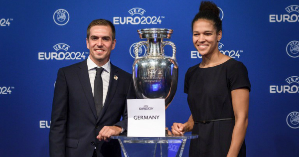 Football: l'Allemagne accueillera l'Euro 2024