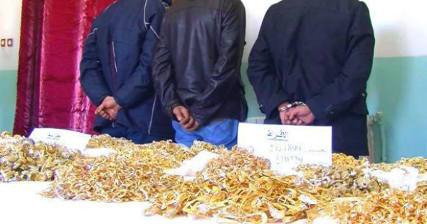 Tunisie: saisie de 24 kg d'or d'une valeur de près de 1 million USD