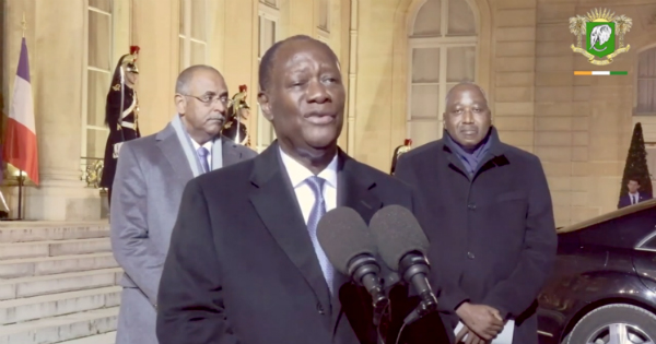 VIDEO – Ouattara: « Il faut donner le temps à Soro de s'assagir »