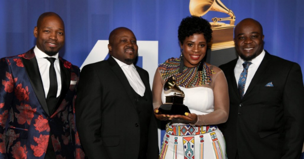 AfSud: Soweto Gospel Choir triomphe aux Grammy Awards 2019