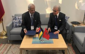 Bank Al-Maghrib et Bank of Mauritius s'allient