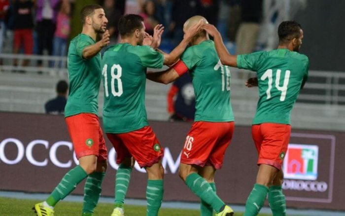 Football : Le Maroc s'incline face au Gabon
