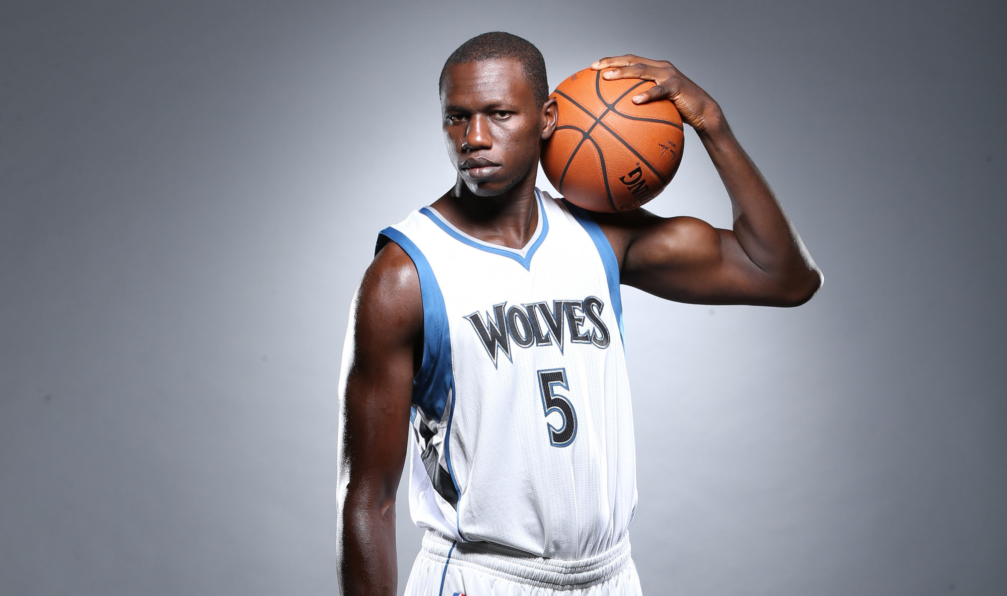 Basket : Le Sénégalais Gorgui Sy Dieng reçoit le « NBA Cares Community Assist »